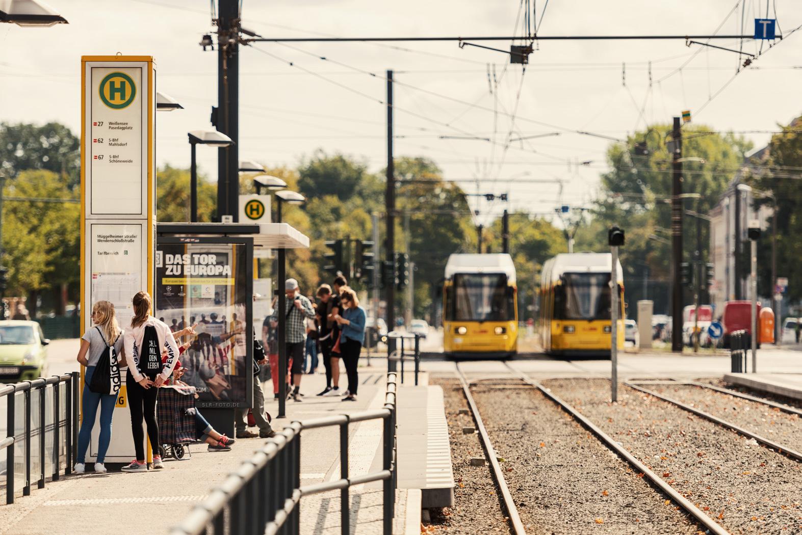 öffentlicher Nahverkehr In Berlin Und Köpenick